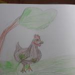 Dianas Zeichnung